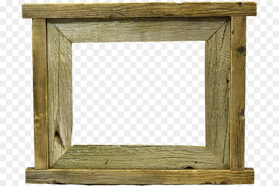 Picture Frames Wood Reclaimed lumber Decorative arts - box png ...