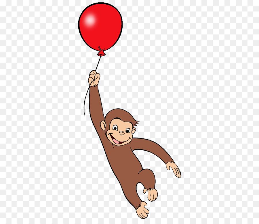 curious george balloon birthday clip art halloween balloons cliparts