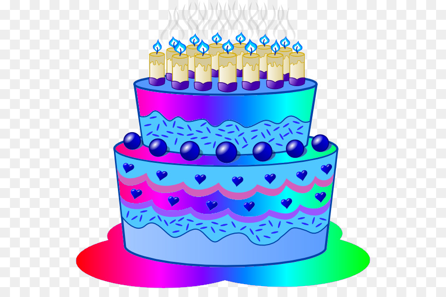 Birthday Cake Cupcake Muffin Clip Art Picture Of Birthday Cakes