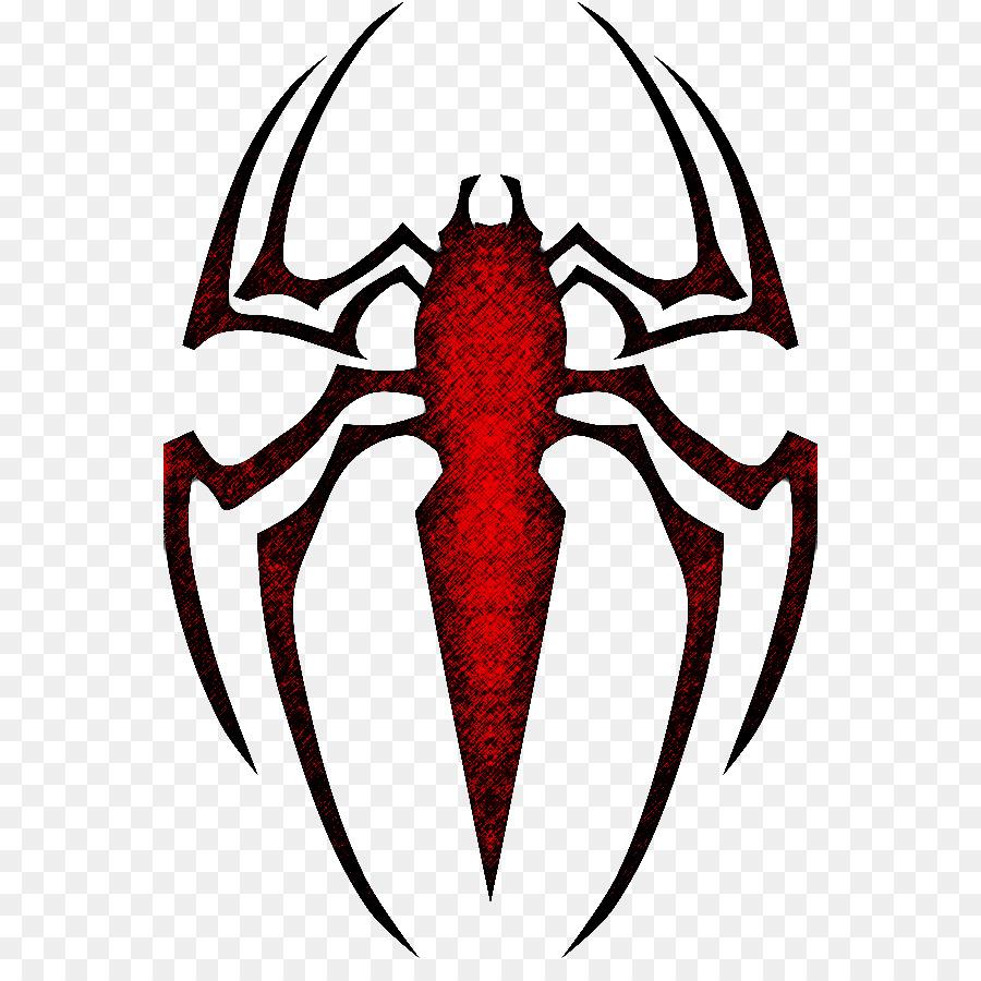 The Amazing Spider Man Logo Clip Art Spiderman Symbol Png Download