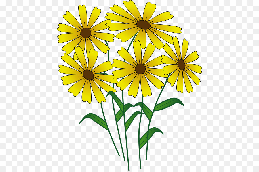 Flower Free Content Spring Clip Art Spring Flowers Clipart Png