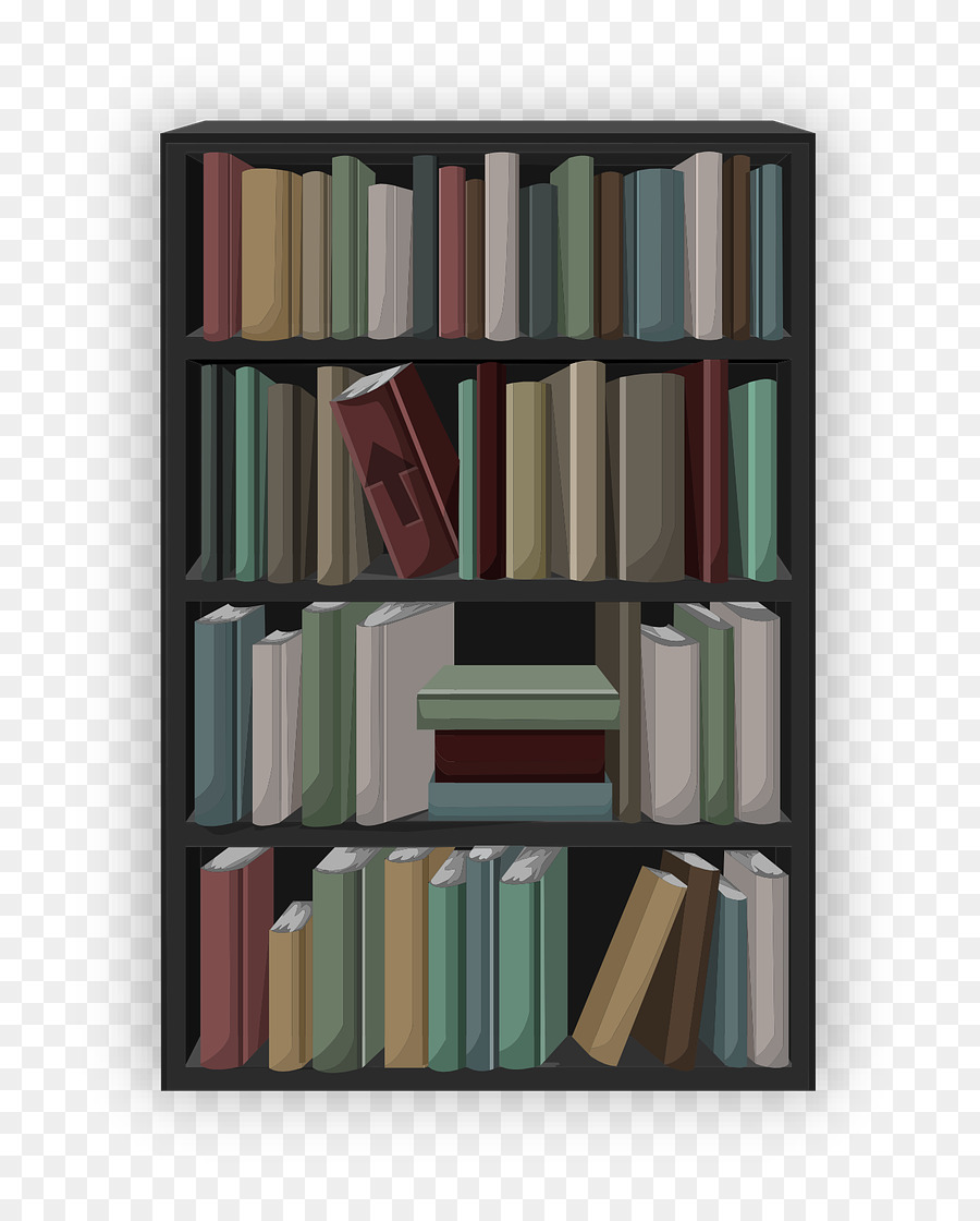Table Bookcase Shelf Clip Art   Bookshelf Cliparts