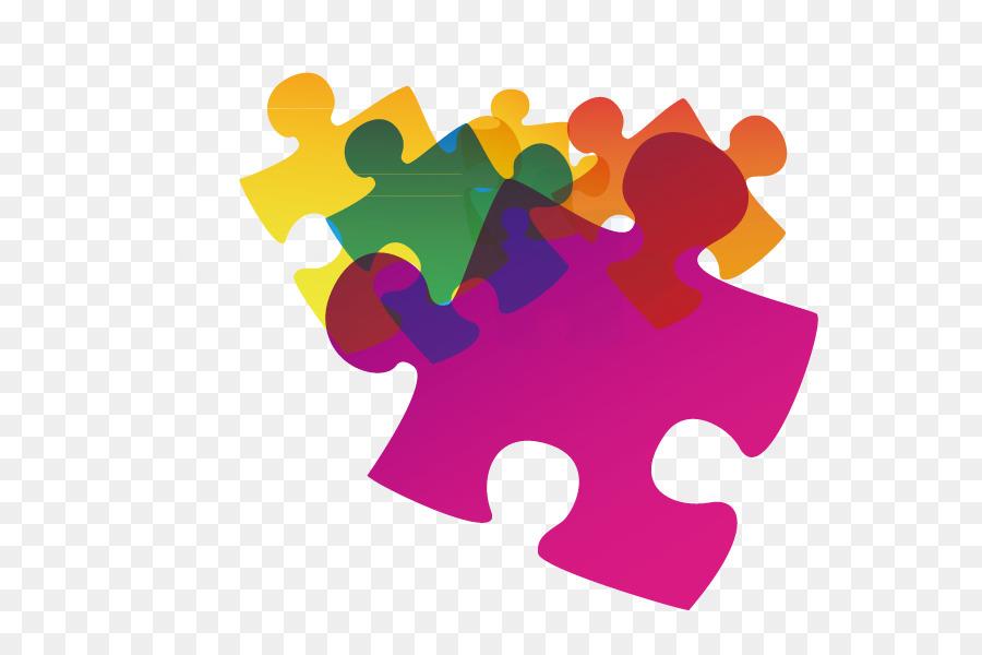 Jigsaw Puzzles Clip Art
