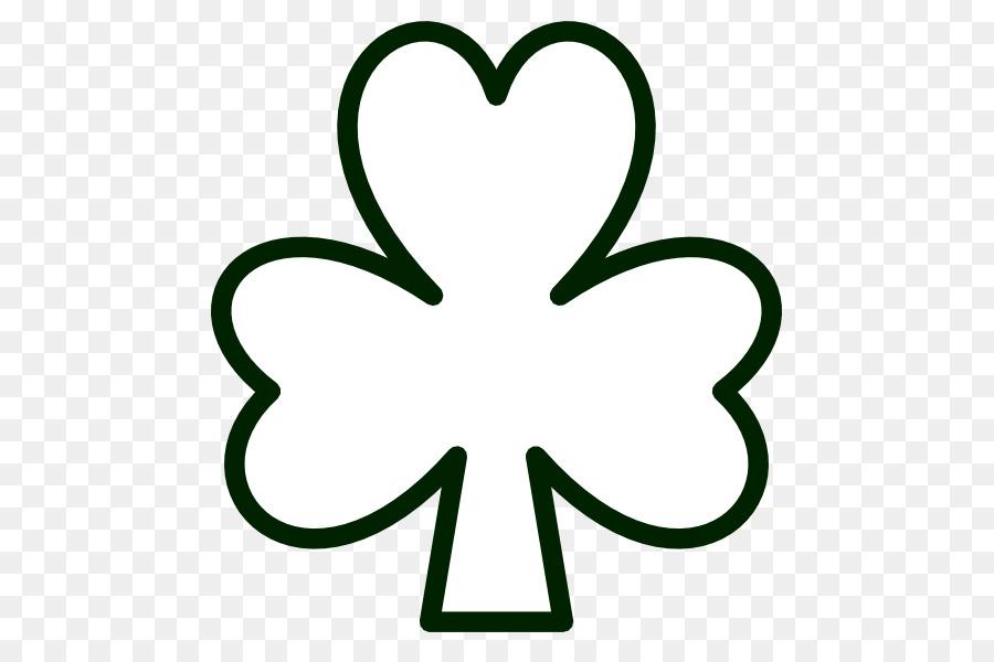 Trébol de irlanda del Día de San Patricio Clip art - St Patrick\'S ...
