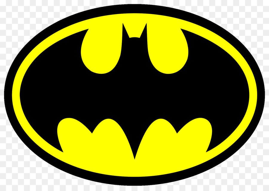 Batman Logo Superhero Clip Art Batman Symbol Outline Png Download
