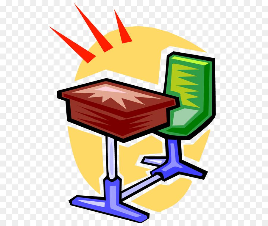 table student desk clip art clean desk cliparts png download 568 rh kisspng com teacher desk clipart Classroom Door Clip Art