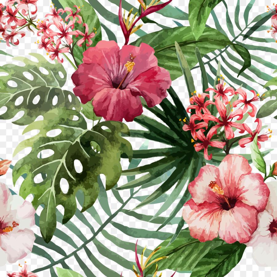 Shoeblackplant flower hawaiian hibiscus drawing red hibiscus shoeblackplant flower hawaiian hibiscus drawing red hibiscus flower vector material izmirmasajfo