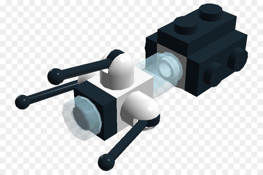 Portal 2 De Lego De Minecraft Dimensiones Pistola De Portal
