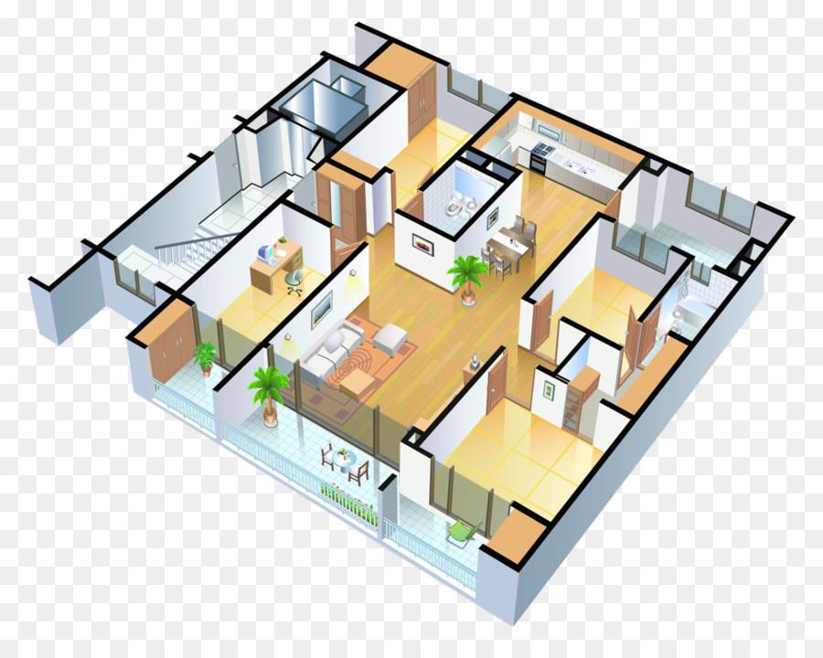 3D Computer Graphics House   3D House Model