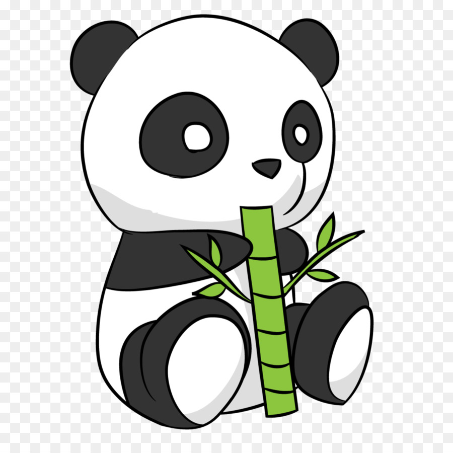 Giant Panda Drawing Cuteness Clip Art