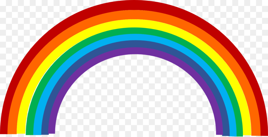 rainbow cliparts png download - 1476 752
