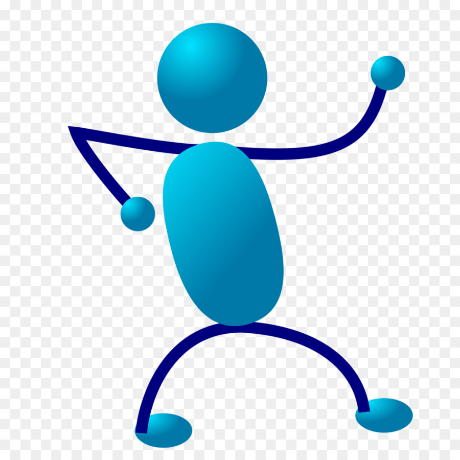 stick figure dance drawing clip art blue man cliparts png download rh kisspng com