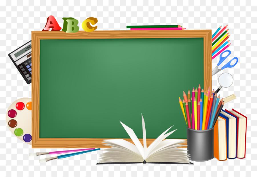 School Clip art - School Board Cliparts png download ...