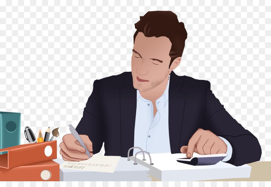 Microsoft Office Businessperson Clip art - Man Worker ...