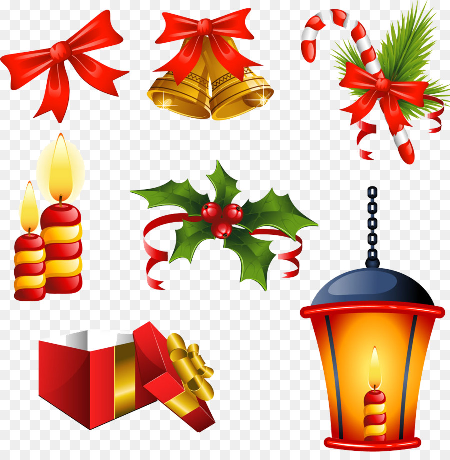 christmas decoration clip art - free christmas items buckle material