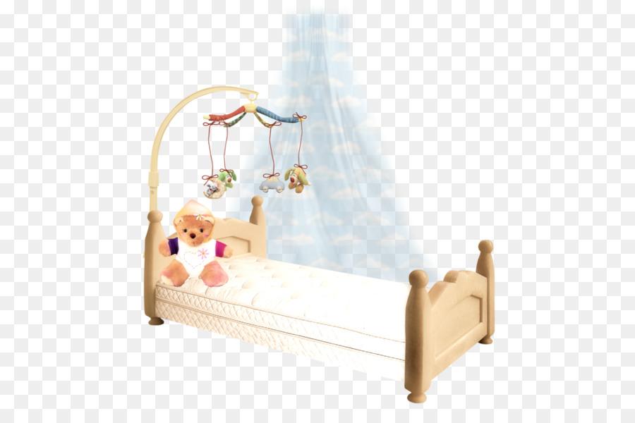 Babybett Kinderzimmer Bett Clipart 3d Krippe Png Herunterladen