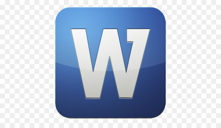 Microsoft Word Computer Icons Icon Symbol Word Png Download 512