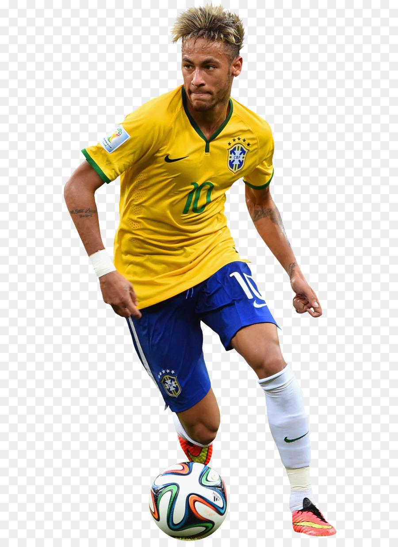Neymar Brazil Paris Saint Germain FC Real Madrid CF 2014 FIFA World Cup