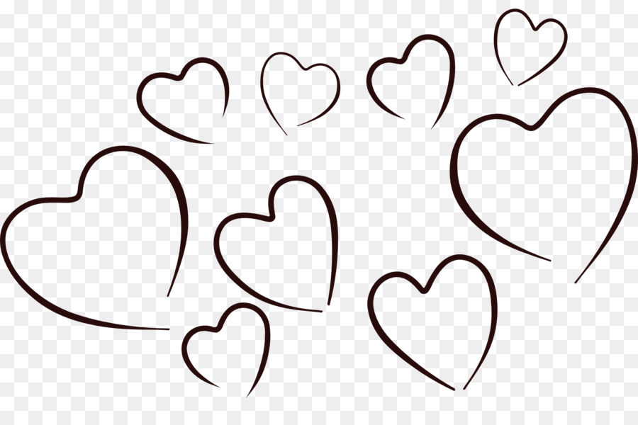 heart white black clip art white hearts cliparts png download rh kisspng com heart shape black and white clipart heart outline black and white clipart