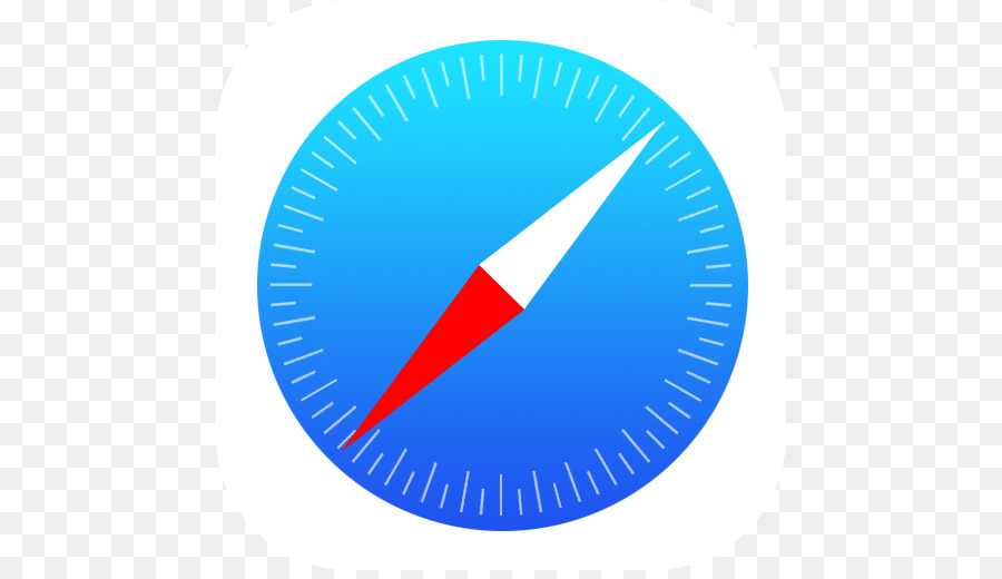 Blue Circle Angle Symbol Font Safari Png Download 512512 Free