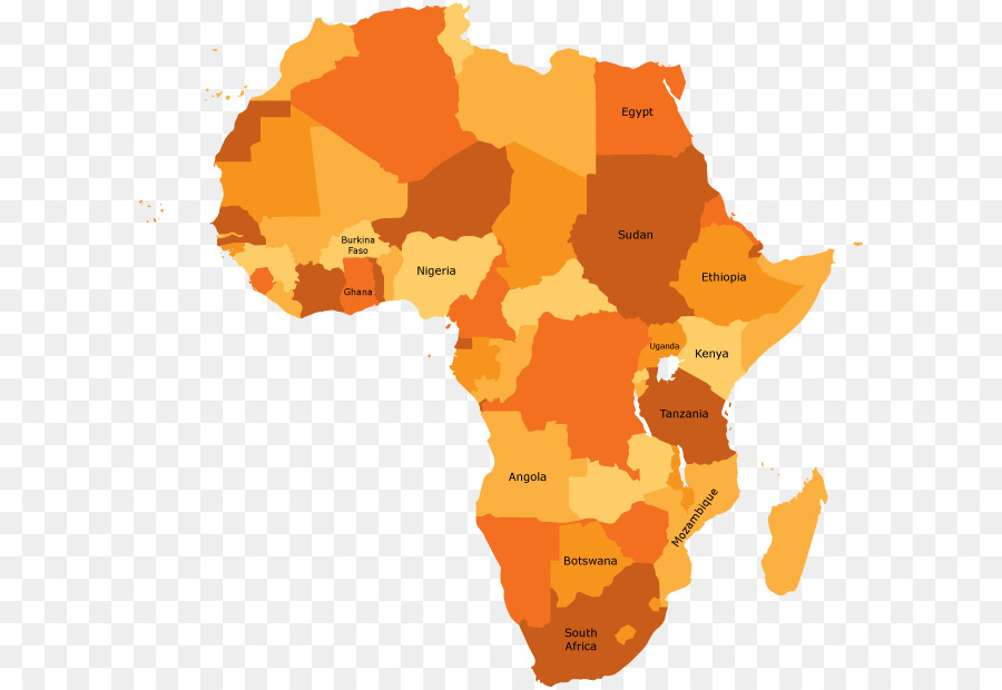 Nigeria Member states of the African Union Map WikiAfrica - Africa ...