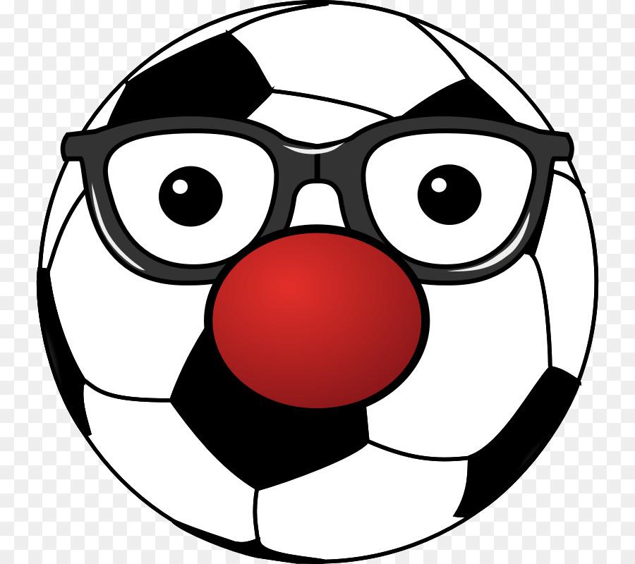 Fútbol Libro Para Colorear Pelota De Playa Clip Art La Sonrisa De