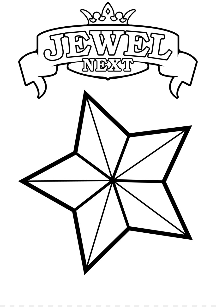 Coloring book Ruby Child Star Gemstone - Shooting Star Coloring ...