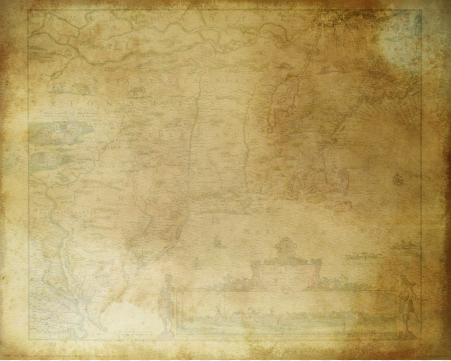 Wood Stain Varnish Wall Picture Frames Pirate Map Png Download
