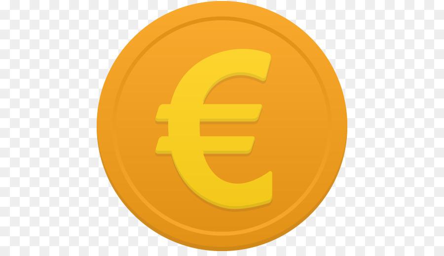 Symbol Trademark Yellow Orange Coin Pound Png Download 512512