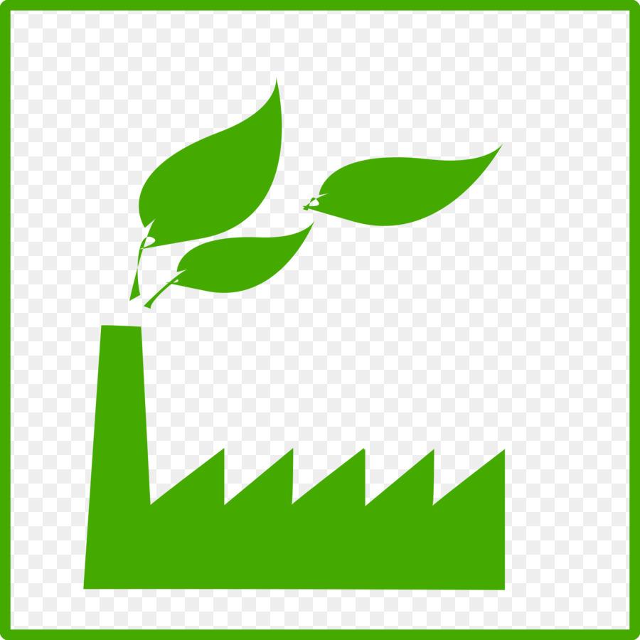 Arteco computer icons factory symbol clip art - eco green factory icon png