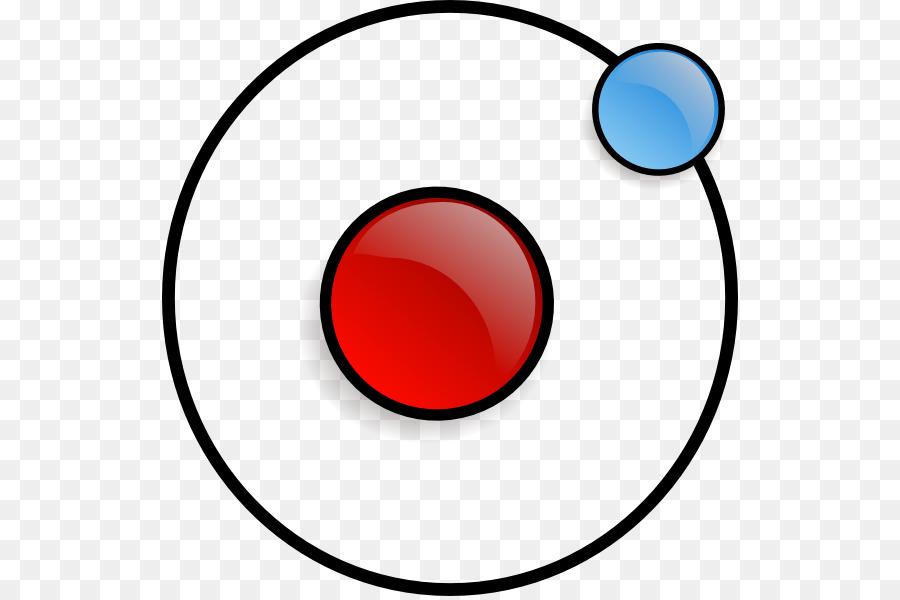Núcleo atómico Molécula de Iconos de Equipo de Clip art - Átomo De ...
