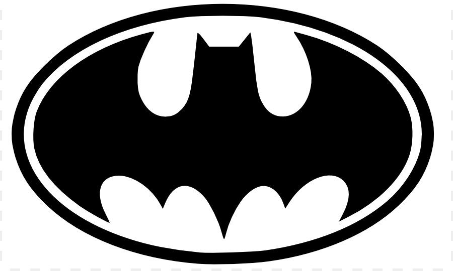 Batman Superman Logo Black And White Clipart Vector Labs