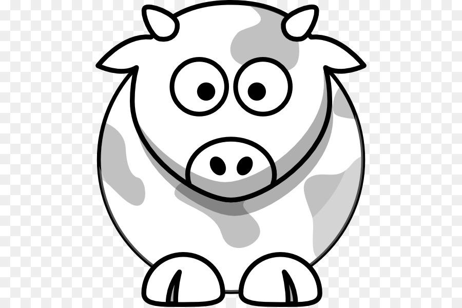 Beef Cattle Drawing Cartoon Clip Art