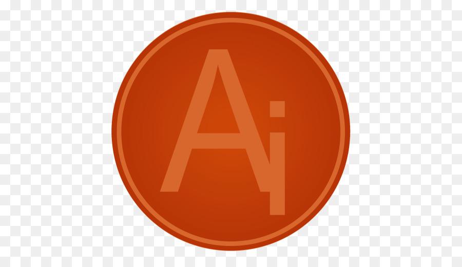 Orange Circle Symbol Font Adobe Png 512512