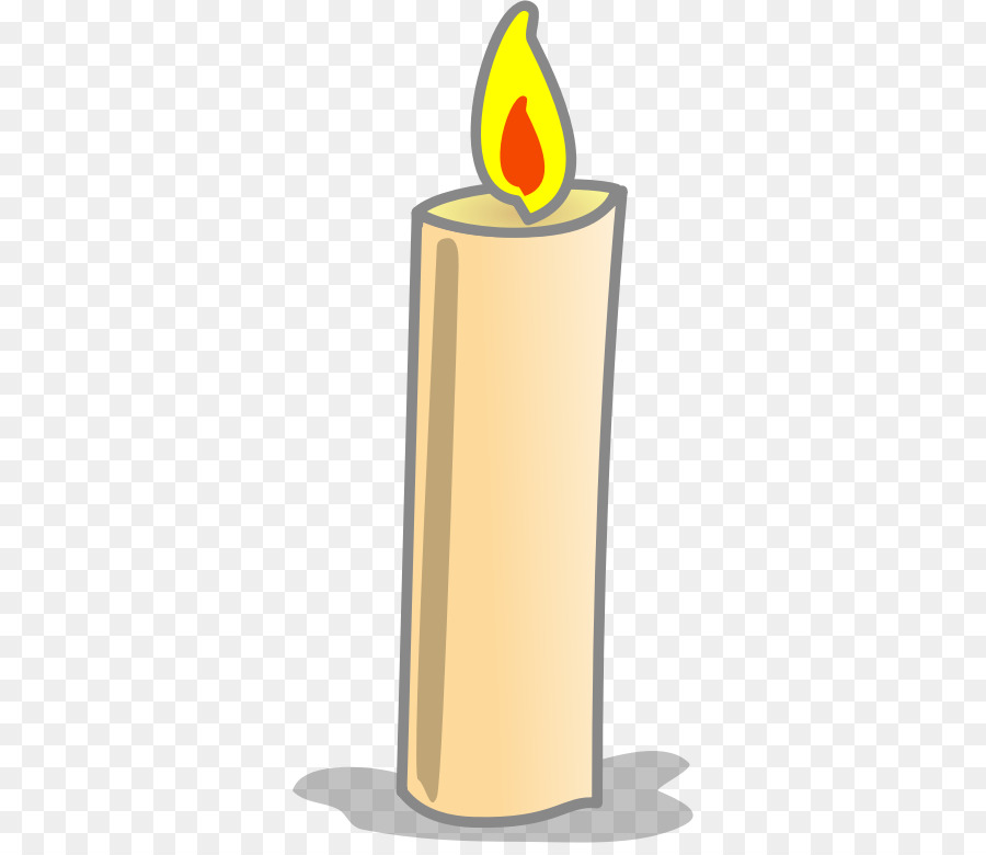 Finest Candle Clip art - Halloween Candles Cliparts png download - 366  KS72