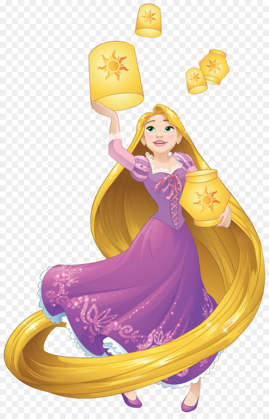 Rapunzel Wall Decal The Walt Disney Company Sticker