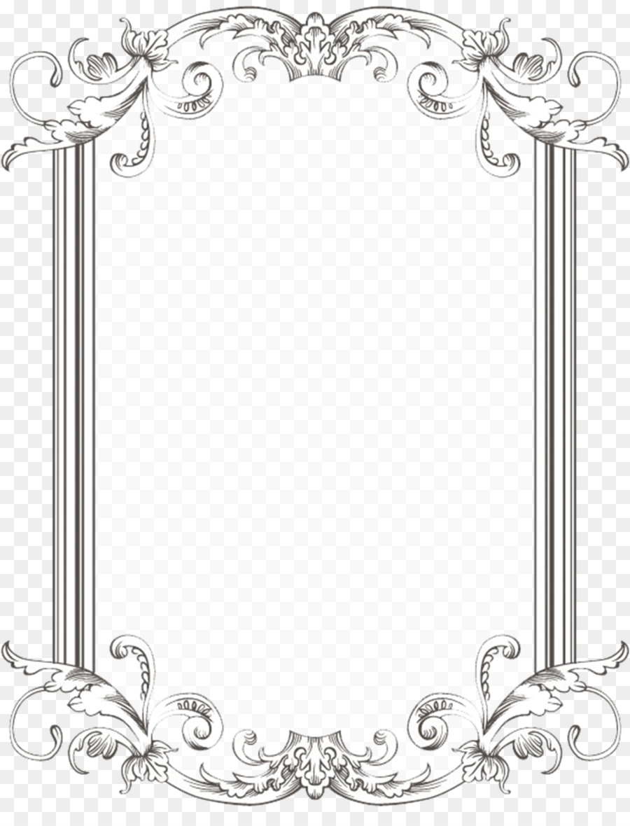 Borders and Frames Picture Frames Clip art - Browse And Download ...