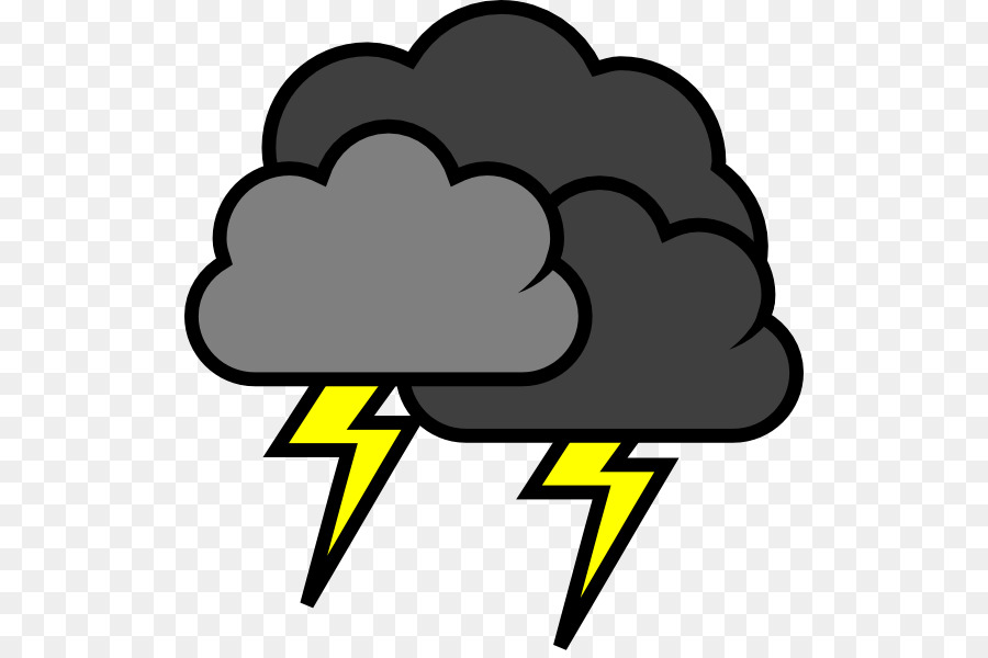 thunderstorm lightning cloud clip art transparent weather cliparts rh kisspng com thunderstorm clipart gif thunderstorm clipart