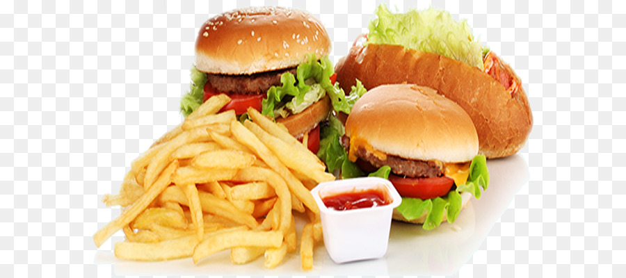 Fast Food Junk Food Hamburger French Fries Fried Chicken Fast Food