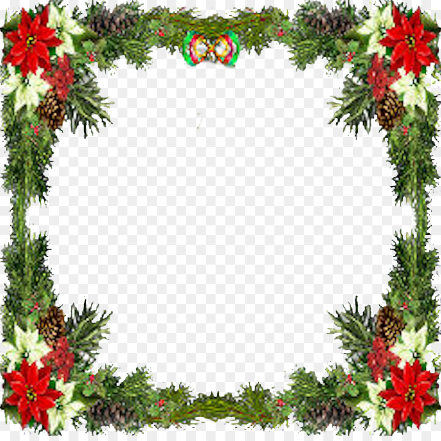 Christmas Picture Frames W.T.P. New Year - Christmas Frame PNG png ...