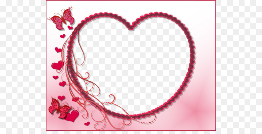Heart Picture Frames Love - Frame Heart Free Download Png Images png ...