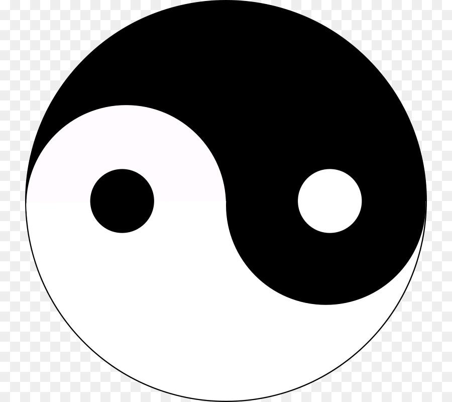 Yin And Yang Symbol Taoism Clip Art Surveillance Camera Clipart