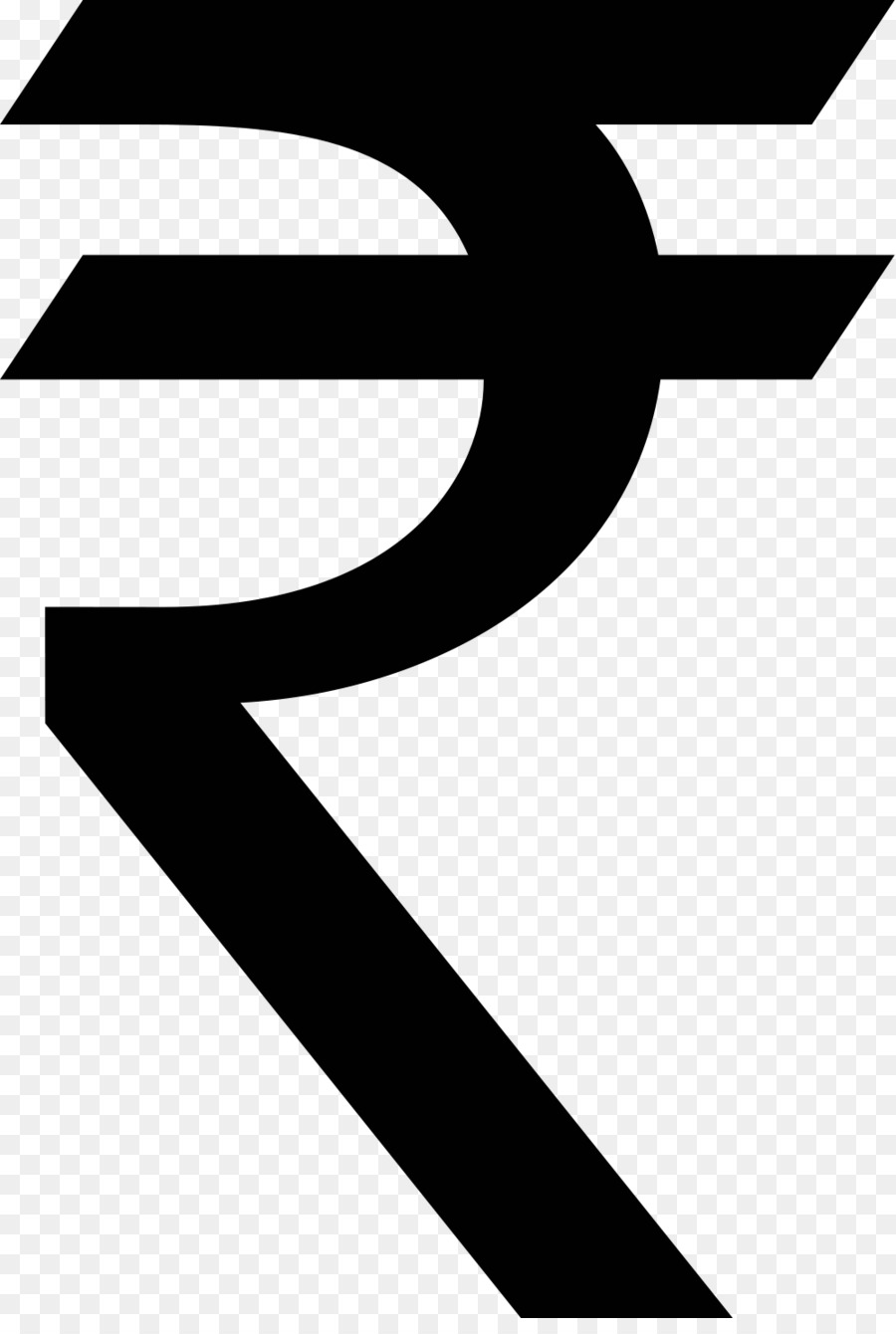 Indian Rupee Sign Scalable Vector Graphics Rupees Symbol Clip Art