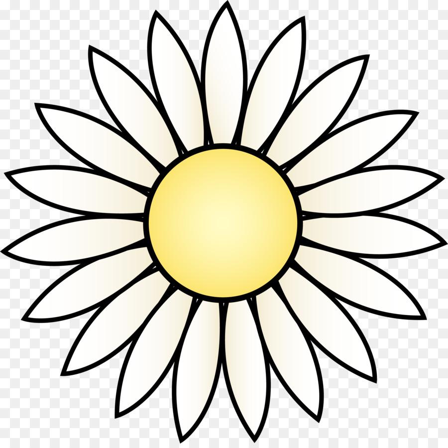 common sunflower drawing white black clip art transparent daisy rh kisspng com sunflower clipart in microsoft word sunflower clipart border