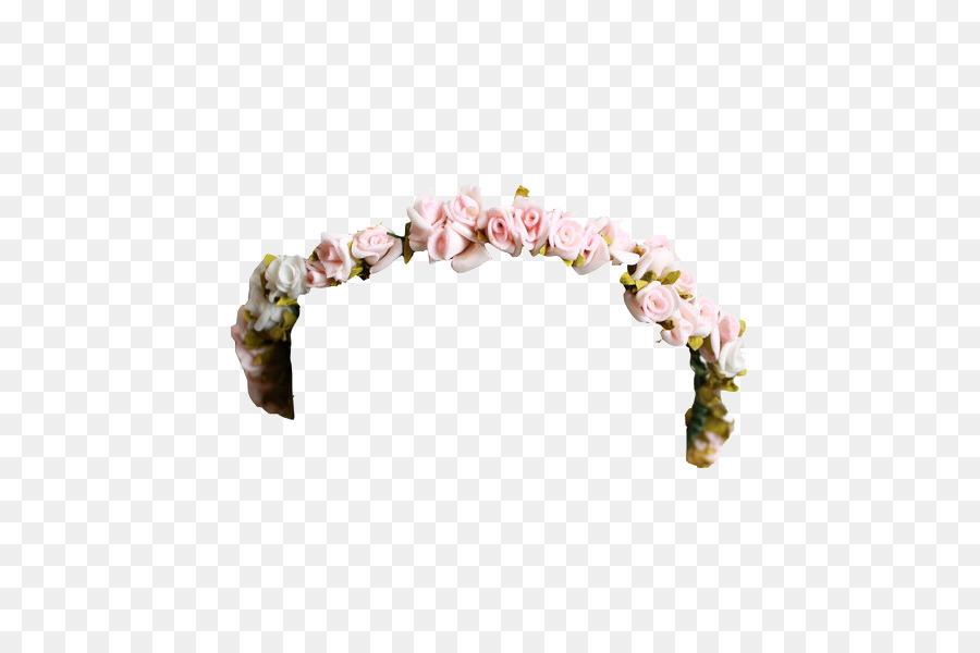 Fleur De La Couronne Bandeau Clip Art Fleur De La Couronne Tumblr