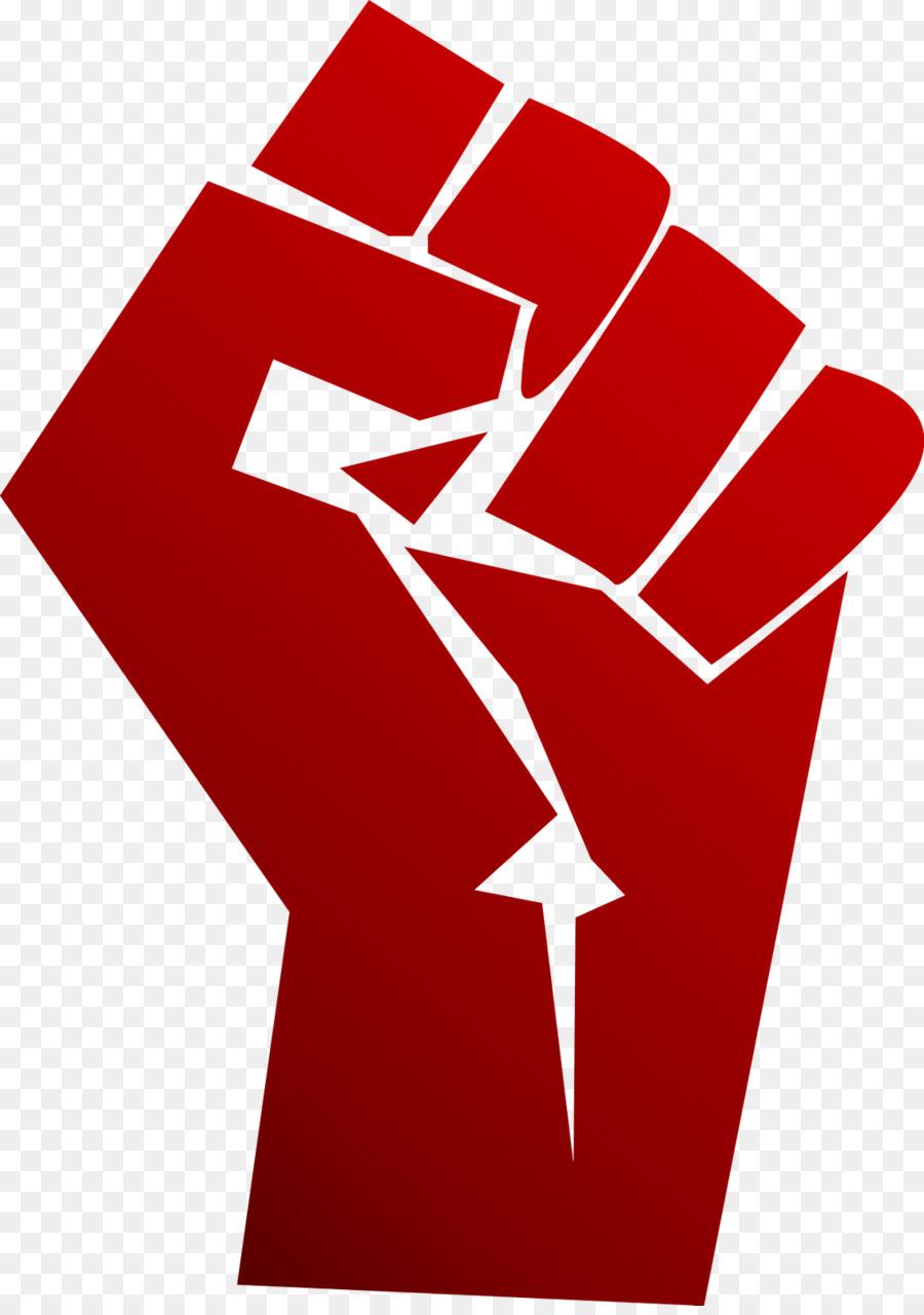 Raised fist T-shirt Clip art - Background Fist png download - 1133*1600 - Free Transparent