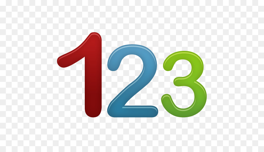 Text Symbol Number Numbers Png Download 512512 Free