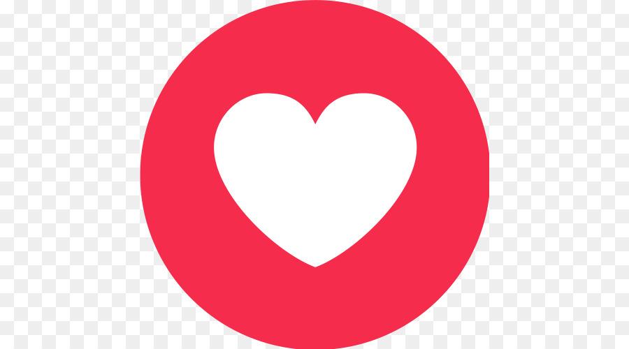 Social Media Facebook Like Button Heart Emoticon Facebook Live