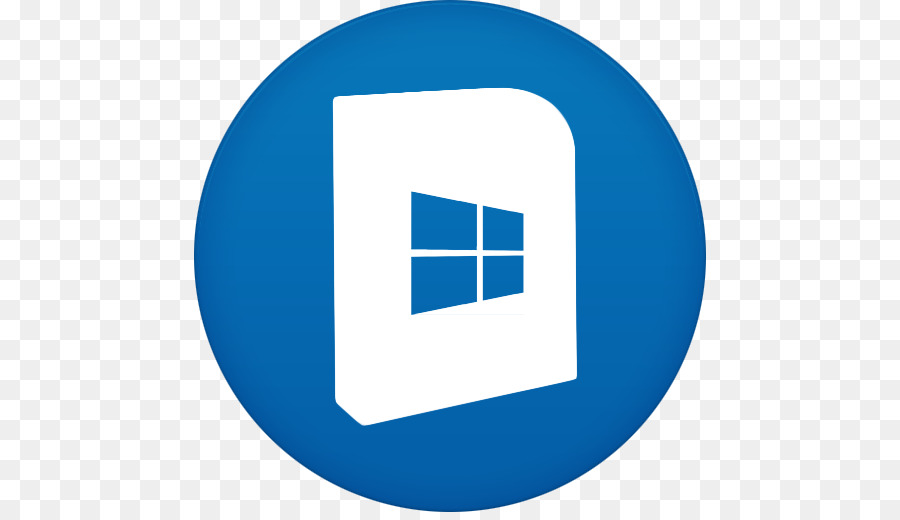 Blue Area Symbol Brand Windows Update Png Download 512512