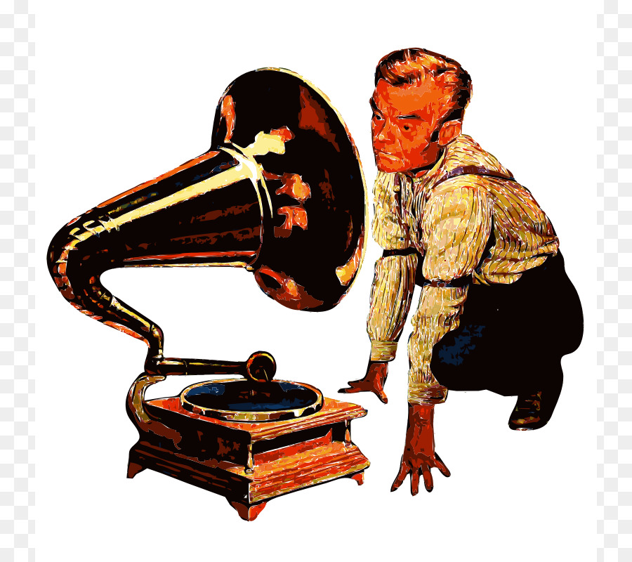phonograph record clip art pictures of listening png download rh kisspng com